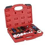 Removedor de línea de tubería de combustible 22Pcs/Set Manguera de aire acondicionado para automóvil Kit de herramienta de desconexión de aceite Reparación de vehículos