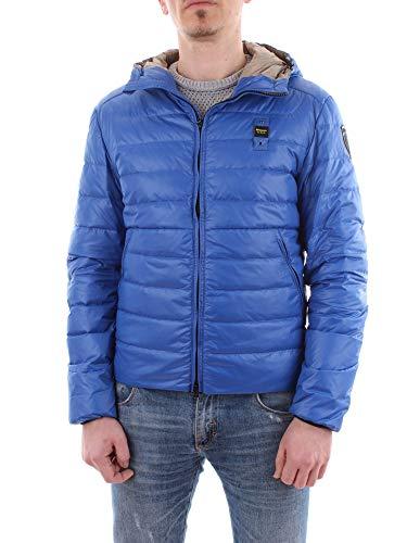 Blauer 19sbluc03530-005298-giubbotto Piumini Corti Uomo 876nr-blu-royal L