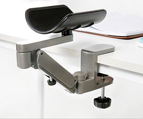 Apoyar el brazo articulado de aluminio ergonómico pre / Brazo articulado por ordenador diseño ergonómico | Soporte del escritorio del ordenador