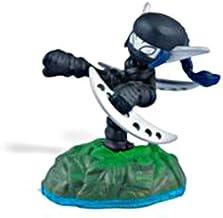 Skylanders SWAP Force Character Dark Ninja Stealth Elf (Includes Trading Card and Internet Code, no retail packaging) by S...