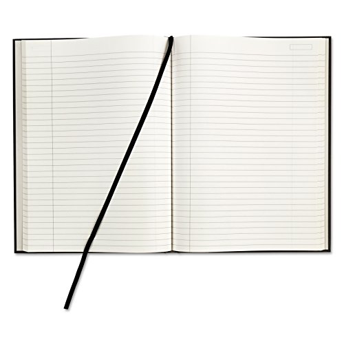 TOPS 25232 Royale Business Casebound Notebook, Legal/Wide, 11 3/4 x 8 1/4, 96 Sheets