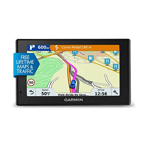 Preisvergleich Produktbild Garmin 010-01680-17 DriveSmart 51 LMT Navigationsgeräte