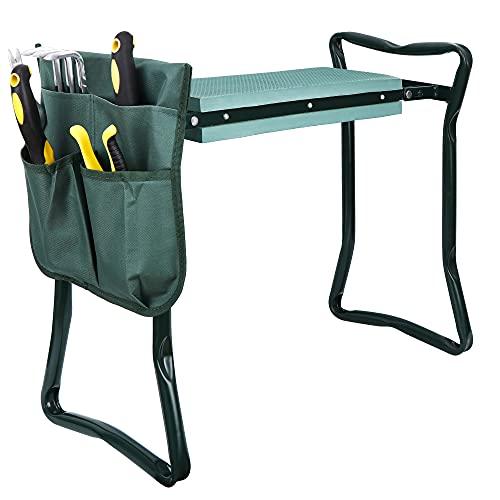 Super Deal Folding Garden Kneeler and Seat