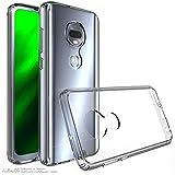 ivoler Hülle Hülle Kompatibel für Motorola Moto G7 / Motorola Moto G7 Plus, Premium Transparent Tasche Schutzhülle Weiche TPU Silikon Gel Schutzhülle Hülle Cover für Motorola Moto G7 / Moto G7 Plus