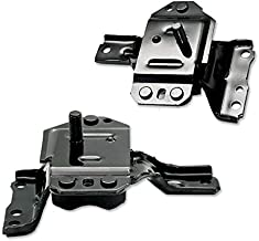 K1787 Fits 1996-2004 Ford Mustang 4.6L Front Left & Right Motor Mount Set 2pcs : A3002, A3001