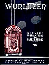 Wurlitzer 1015 Service & Parts Manual (Wurlitzer Phonographs)
