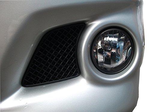 Zunsport Compatible avec Toyota HiLux - Ensemble calandre extérieur - Finition Noir (2012 à 2015)