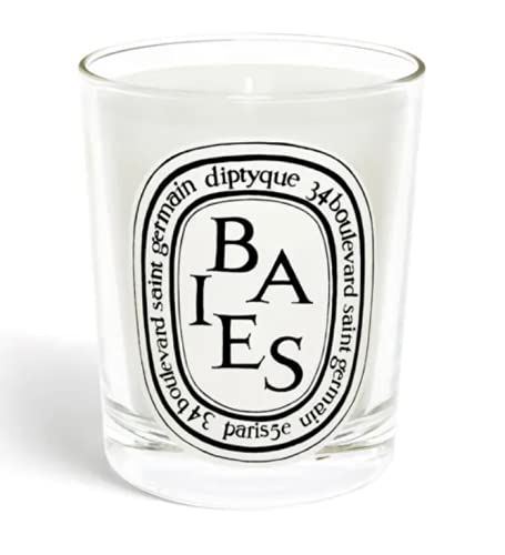 Diptyque Baies Limited Edition Graphic Collection - Candela grande, 190 g