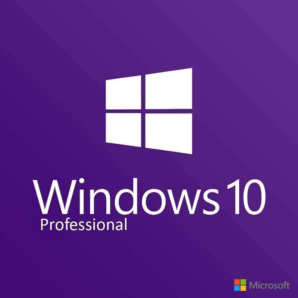 Windows 10 Professional 32/64 bits Licencia VKQ Key
