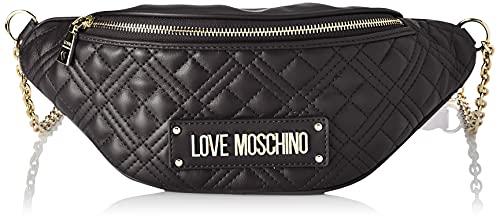 Love Moschino Pre - Riñonera para mujer, colección otoño-invierno 2021, talla única Size: Talla única