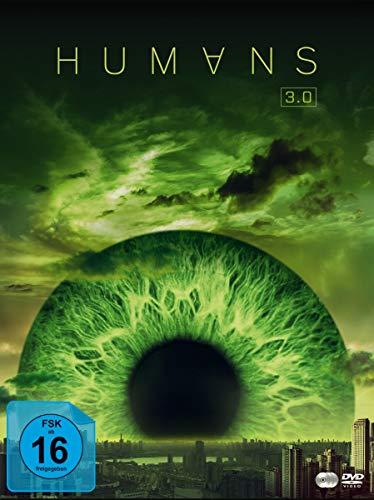 Humans - Die komplette 3. Staffel [3 DVDs]