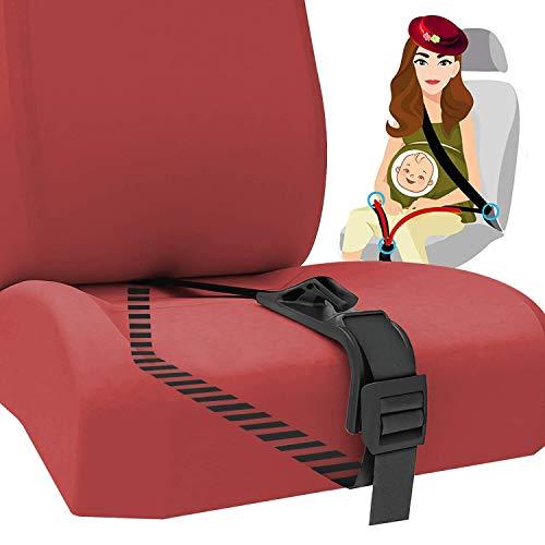 BabyOrbit Pregnancy Seatbelt Adjuster - Maternity Strap Extender for Pregnant Women - Driving Travel...