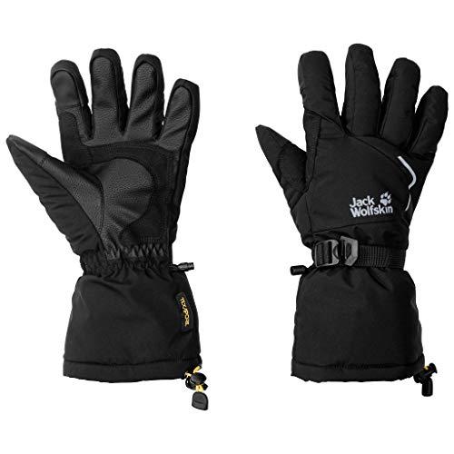 Jack Wolfskin Texapore Big White Glove Handschuhe, Black, XL