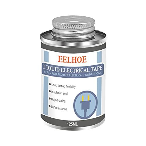 Revestimiento de caucho aislante líquido Cinta eléctrica Pasta de tubo, Resistente a...