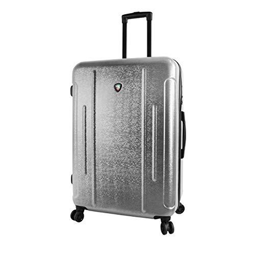 Mia Toro Manta Spinner L Hand Luggage 77 Centimeters 97 Silver