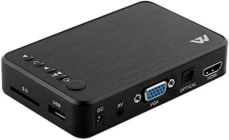 Chuanmin-us 1080P DecodingHD Solid Max 54% Miami Mall OFF Disk Card SD Player AV+VGA U