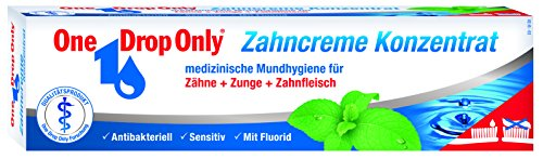 One Drop Only Zahncreme Konzentrat 25 ml, 1er Pack (1 x 25 ml)