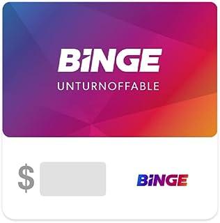 $50 Binge Gift Card - Delivered via email