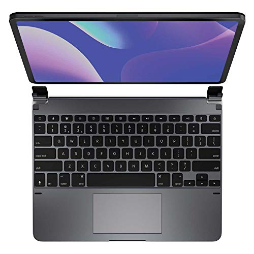 Brydge 12.9 Pro+ Wireless Keyboard with Trackpad for iPad