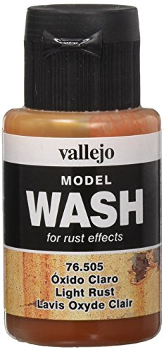 Vallejo Light Rust Wash, 35ml