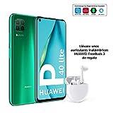 HUAWEI P40 Lite - Smartphone con pantalla de 6.4' FullView...
