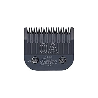 Oster Titan/Turbo 77 Replacement Blade Size: 0A by Oster