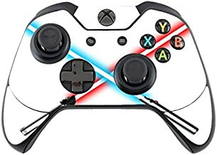 Red vs Blue Xbox One Controller Vinyl Decal Sticker Skin by Demon Decal