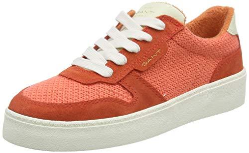 Gant Lagalilly, Zapatillas para Mujer, Naranja (Clementine G493),...