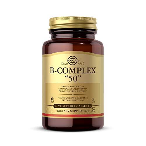 Solgar Vitamina B-Complex