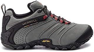 حذاء رجالي رمادي اللون من Merrell Chameleon II LTR مقاس 7