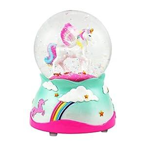 UnicornMusical Snow globe – 80 MM