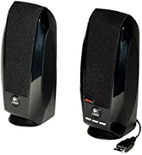 Logitech S150 USB Speakers with Digital Sound (Renewed)
