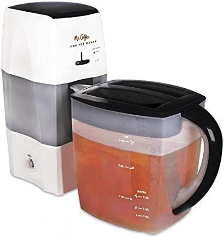 Mr Coffee Home Office Kitchen 3 Quart Iced Tea Maker Black By Dreamsales