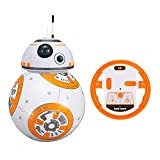LuckySSR 2.4GHz RC Robot Ball Remote Control Toys for Star War BB-8...