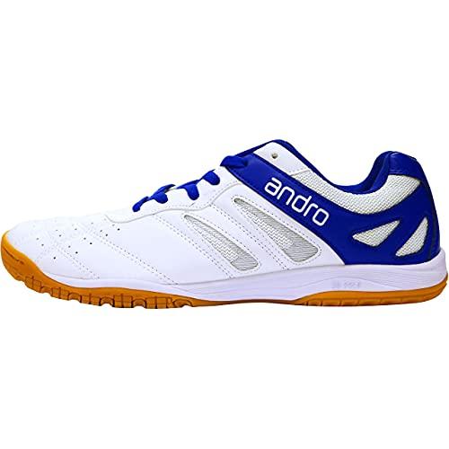 ANDRO Schuh Shuffle Step, weiß/blau, 43