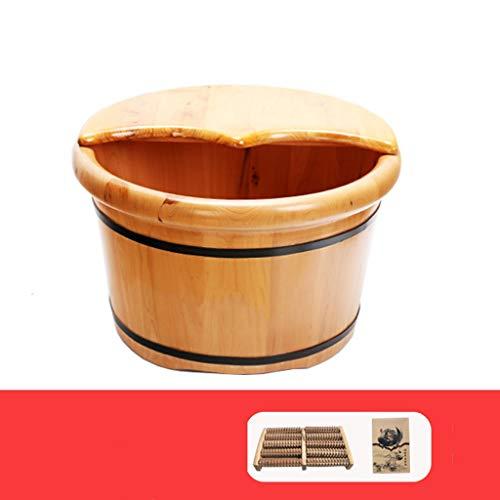 LRR houten vat voetbad barriel, huisvoetbad vat