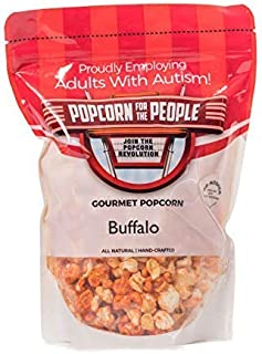 Popcorn for the People Gourmet Popcorn, Buffalo (Individual Bag)