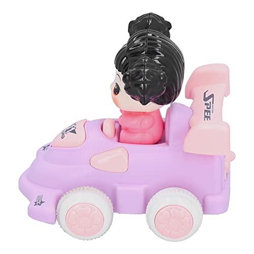Modelo De Kart, Modelo De Kart De Dibujos Animados De Ruedas Inerciales Bidireccionales Duraderas Para Regalos De Navidad Para Niños(Karting (color aleatorio))