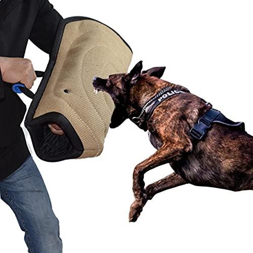QHWJ Dog Bite Sleeves Universal Bite Pad Arm Protection Cover Training Equipment for Tug of War, K9, IPO,Schutzhund & Puppy Training