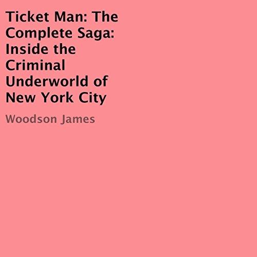 Ticket Man: The Complete Saga Titelbild