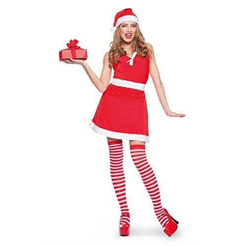 Costume da Mamma Natale donna - taglia S-M