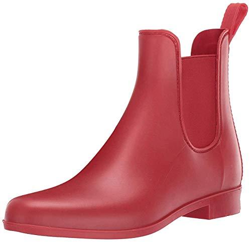Sam Edelman Stivali da pioggia Tinsley da donna, Rosso (Rossetto rosso...