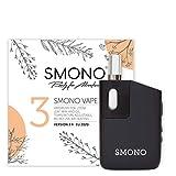Vaporizador Smono 3.3 Vaporizer – Nueva versión con boquilla de cristal – Sin...