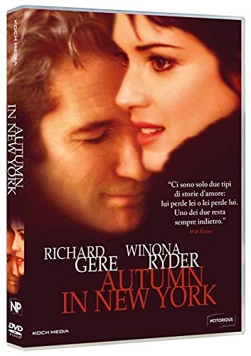 Autumn In New York  ( DVD)