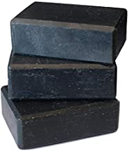 Pine tar soap all natural handmade cold process soap, essential oil soap. 3 bar pack 15 + oz.