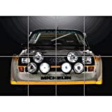 Doppelganger33 LTD Audi Sport Quattro S1 Rally Car Wand