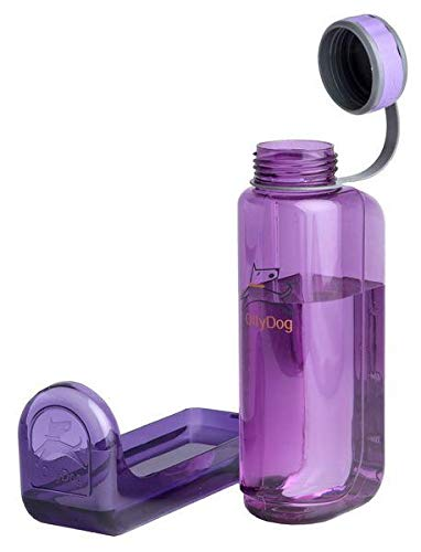 OllyDog OllyBottle, Lightweight BPA-Free Plastic...