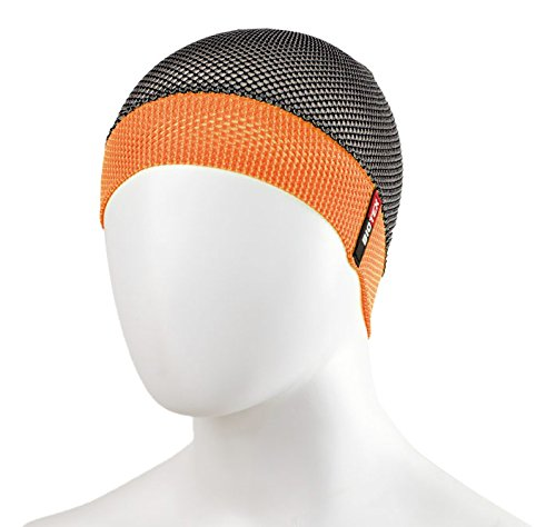 BIOTEX Accessory Summerlight - Sottocasco, Uomo, 2025, 410 Nero/Arancio Fluo, Unica