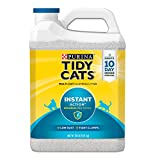 Purina Tidy Cats Instant Action Cat Litter - (2) 20 lb. Jug clay litters May, 2021