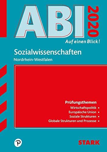 STARK Abi - auf einen Blick! Sozialwissenschaften NRW 2020 (STARK-Verlag - Auf einen Blick!)